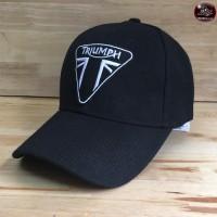 Black TRIUMPH Cap