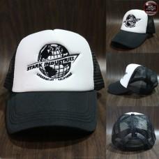 Stark industry mesh cap