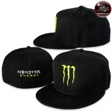 Cap Monsterl Black Hat