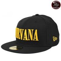 HIPHOP nirvana hat nirvana straight