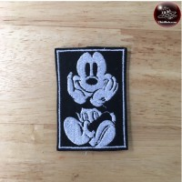 Mickey's T-shirt Mickey Mouse Label Mickey