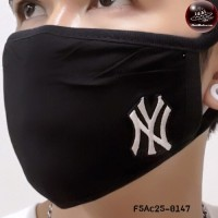 Massive black Korean fashion black mask NY